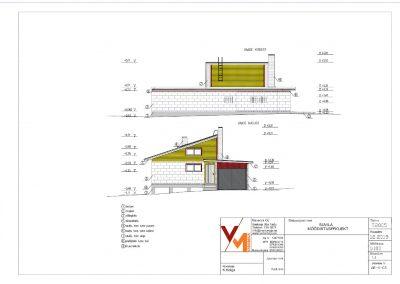 Ehitise audit, teostusmõõdistus, kasutusloa taotlemine